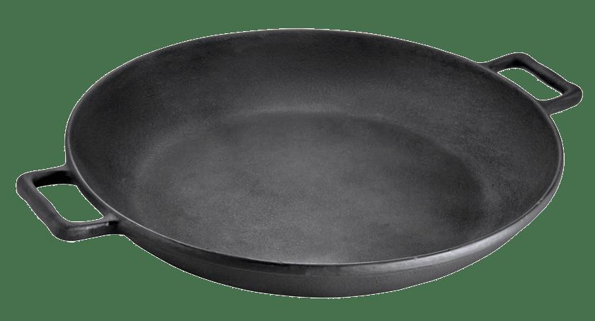 frigideira de ferro fundido 60cm, frigideira grande, frigideira grill, chapa de ferro, frigideira antiaderente, libaneza