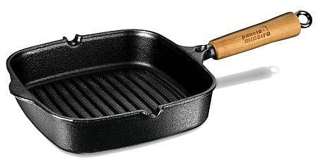 frigideira ferro fundido, grill, grelhar, cookgrill, panela mineira, fumil, quadrada