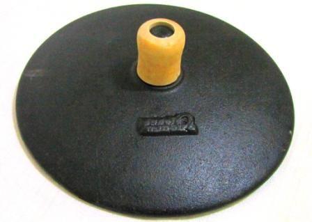 Tampa de Ferro 11 cm diametro