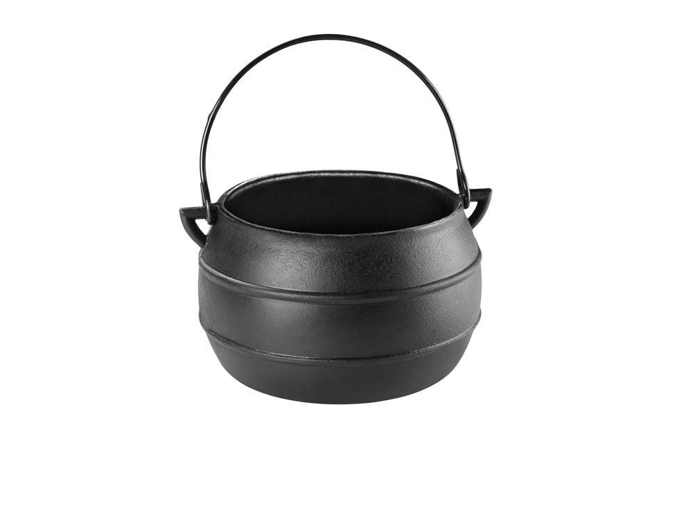 cumbuca de ferro fundido, feijoada, 0,6 litros, panela para feijoada,caldo