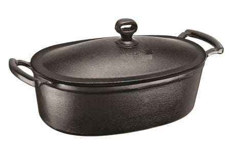 panela de ferro fundido, caçarola, cacarola, 5 litros, panela ,oval