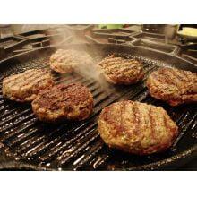 frigideira ferro fundido, grill, grelhar, cookgrill,, fumil, quadrada, santana