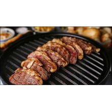 chapa ferro fundido, dupla face, 27 cm, grill, grelhar, bifeteira, bifeira, fundição santana