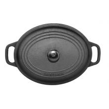 Caçarola Oval 6,5 litros 31 cm x 24,5 cm FS