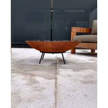 lareira de ferro fundido, lenheiro, porta lenha, disco de ferro 80 cm, aquecedor ambiente