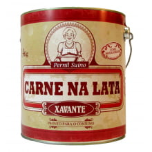 Carne Na Lata Xavante 3,4 kg