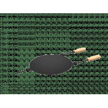 Chapa Disco COM CABOS 35 cm diâmetro